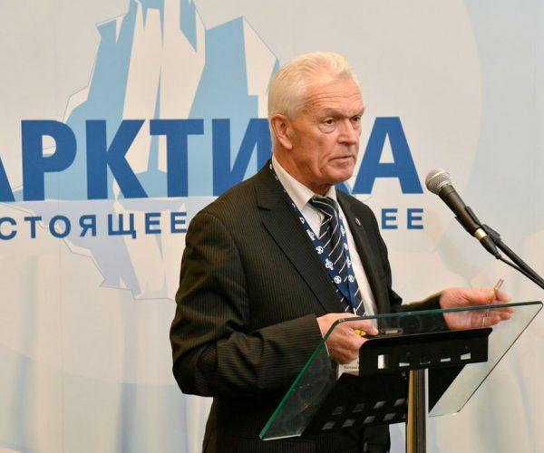 Валерий Митько. Источник: Арктическая академия наук