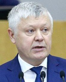 Автор законопроекта Василий Пискарев. Источник: duma.gov.ru